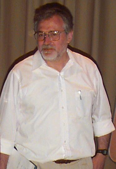 George Papanicolaou, Mathematics Department, Stanford University